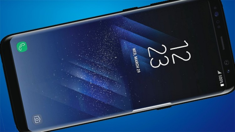 The official Samsung Galaxy S8 event poster leaked on