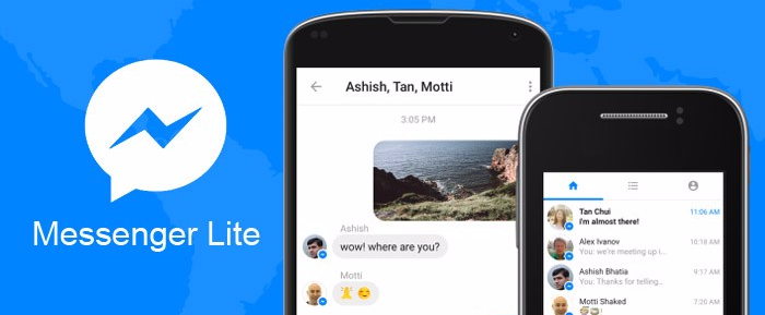 Facebook 'Messenger Lite' is available for download in India